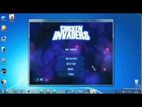 Patch Chicken İnvaders 3 - Upgrade to Full Version