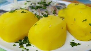 Отварной картофель за 5 минут в микроволновке, цыганка микроволнует😂😅😂 Gipsy cuisine.