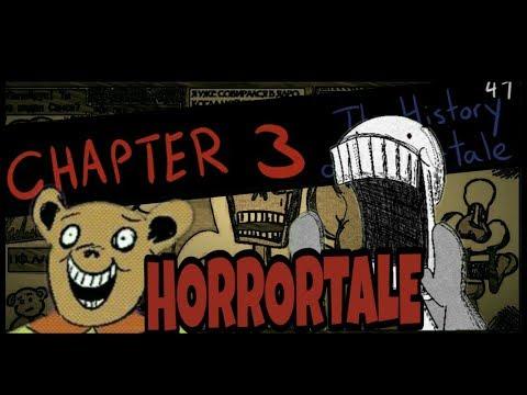 Horrortale chapter 3 full -- Хоррортейл часть 3 полностью
