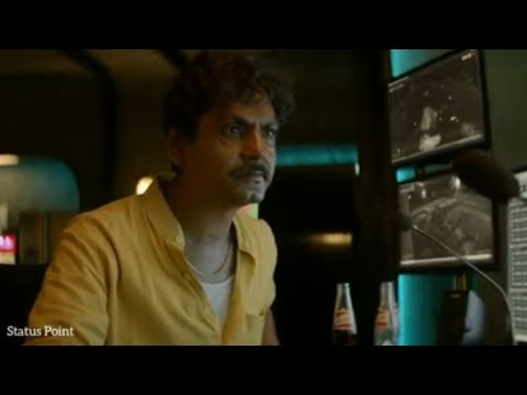 Nawazuddin Siddiqui Best scene | Sacred Games - Ganesh gaitonde introduction dialogues | dialogues
