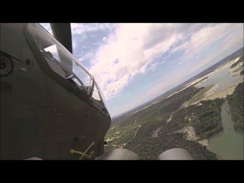 AH 1G Cobra Test Drive   On board Camera Run   Attack Helicopter of US ARMY