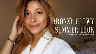 BRONZY DEWEY SUMMER LOOK | THE PATMAC