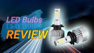 Установка, Тестирование и Лампы LED 4300k | Замена Галогена | Выиграть или Проиграть? Ксенон как Выбрать