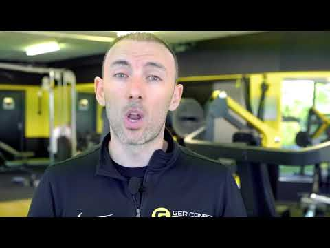 What is Included in your Gym Membership at Ger Conroy Fitness