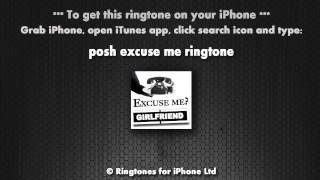 Excuse Me Your Girlfriend iPhone Ringtone