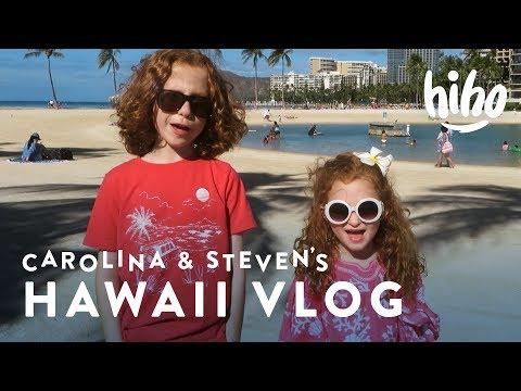 🌺 Aloha from Steven and Carolina! | Hawaii Vlog 🌺