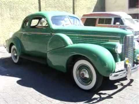 CADILLAC LASALLE 1938 V8 COUPE 2 DOORS  YouTube