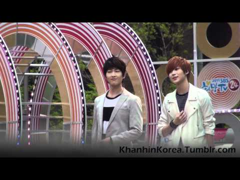 [110506] SHINee - Hello (SBS Childrens' Day Special Hope TV)