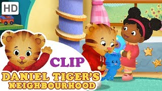 Daniel Tiger's Neighbourhood - How Toddlers Make Friends