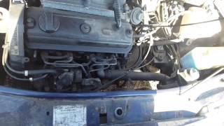 Контрактный двигатель Skoda (Шкода) 1.9 AEF | Где купить? | Тест мотора