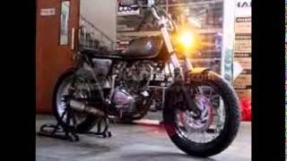 Modifikasi Motor Honda CB 100 Jap Style Kian Di Gandrungi