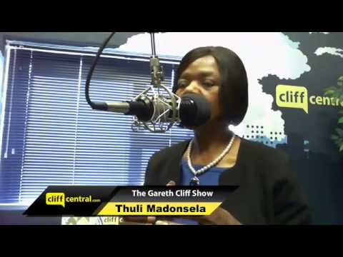 #unTV - Gareth Cliff interviews Adv. Thuli Madonsela