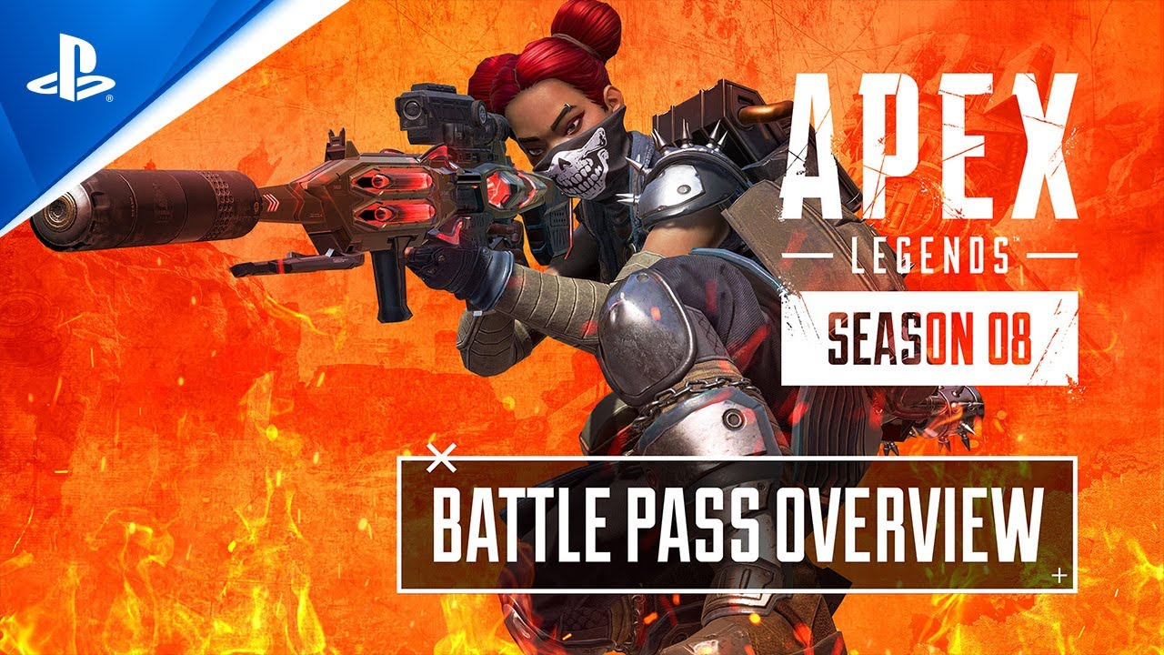 Apex Legends - Season 8 Battle Pass overview