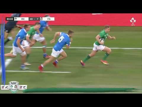 Irish Rugby TV: Ireland v Italy 2018 Rugby Weekend Highlights