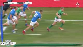 Irish Rugby TV: Ireland v Italy 2018 Rugby Weekend Highlights