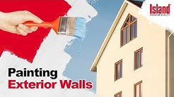 PAINTING EXTERIOR WALLS by ISLAND PREMIUM PAINTS