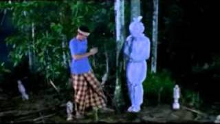 "Zombi Kampung Pisang - Deris ""Pocong"" Encounter - English Subtitle"