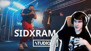 Братишкин смотрит: SIDxRAM | LIVE @ STUDIO 21