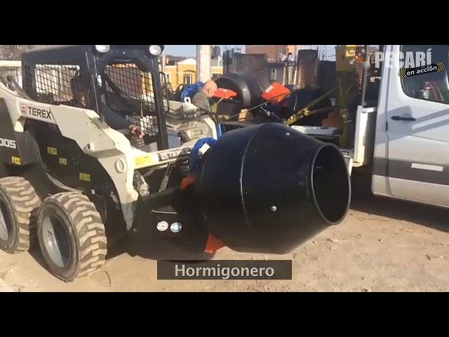 Hormigonero en acción | TELNOA Comunicación