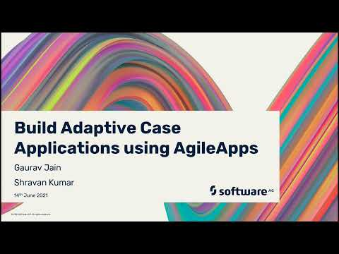 Building Case Management Applications using AgileApps
