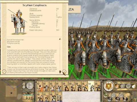 310 B.C. Przegląd Jednostek Scythia (Scytia)
