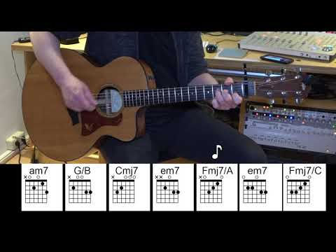 No Love Dying - Acoustic Guitar - Gregory Porter