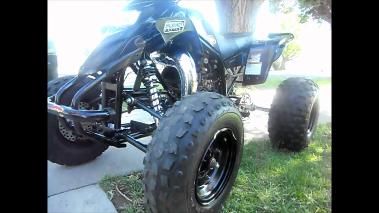 Yamaha Blaster Special Edition