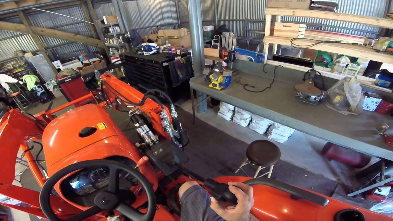 Mahindra Rear Hydraulic Kits : Kubota rd function valve youtube