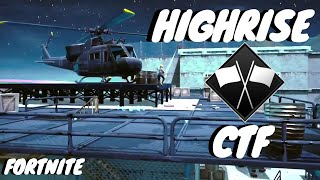 HighRISE Capture The Flag (fr) (Fortnite Creative!) [w/ Code]