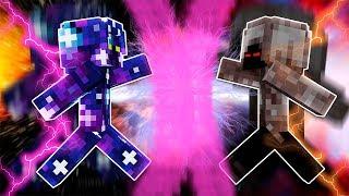Minecraft Steve Saga - VOID STEVE VS GALAXY STEVE