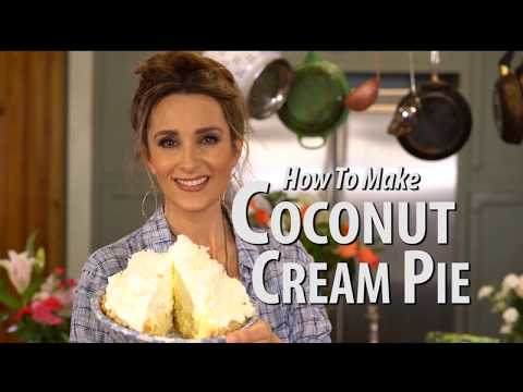How To Make Coconut Cream Pie | Stacy Lyn Harris