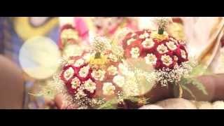 Most Beautiful Singapore Hindu Wedding Video | Venga weds Mishal