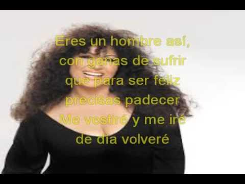 AMANDA MIGUEL EL PECADO con letra