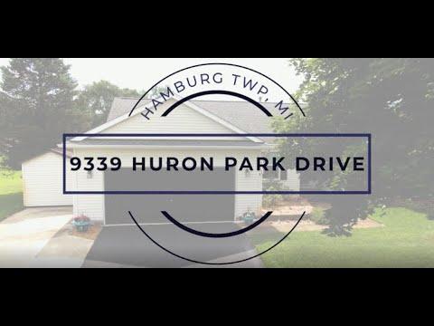 New Listing: 9339 Huron Park Drive