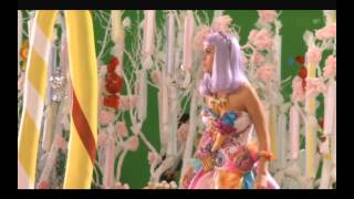 Making of California gurls - Katy Perry