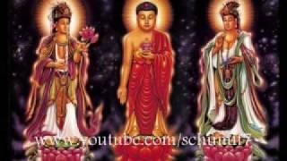 Chinese Buddhist Song - A Mi Tuo Fo Zai Xin Jian