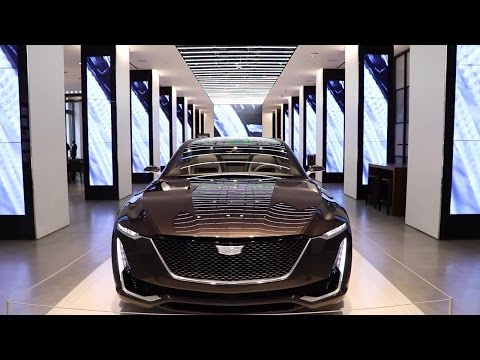 Cadillac Showroom - Soho, New York. Filmed w/ Gopro Hero 5, DJI Osmo Plus and Canon 80D
