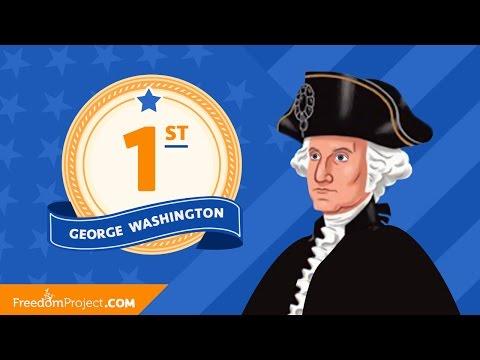 George Washington | Presidential Minute