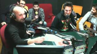 Rock Revolution intervista Radio Balarm - 16 marzo 2012