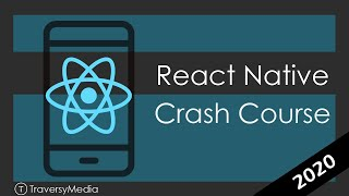 Gambar cover React Native Crash Course 2020