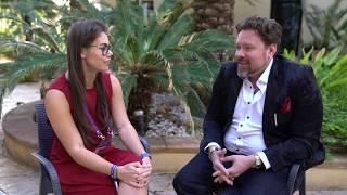 AltcoinSara and RichardHeart talk HEX in Malta.