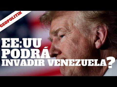 Por qué EE:UU NO puede INVADIR Venezuela?