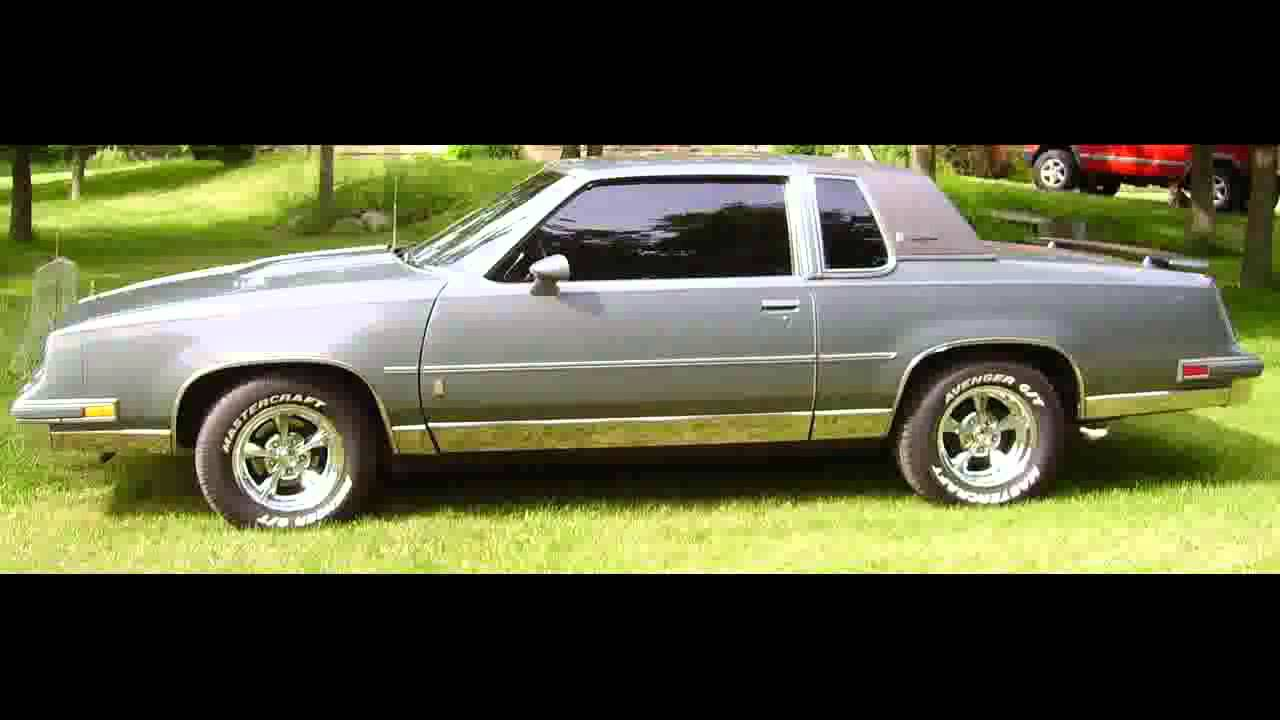 For 1986 Oldsmobile Cutlass Supreme In South Akron 46910