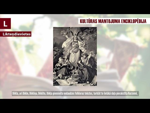Likteņdievietes  - Kultūras mantojuma enciklopēdija