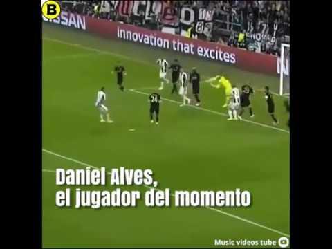La vida de DANIEL ALVES jugador de momento