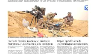 Revue de presse - Mardi 10 mars 2015