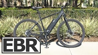 Juiced Bikes CrossCurrent Air Video Review - Great for Students & Commuters, 28 mph, Cheap, Light