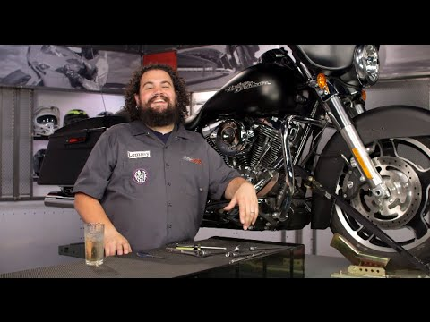 Thumbnail for How To Install an Air Filter & Cleaner for Harley