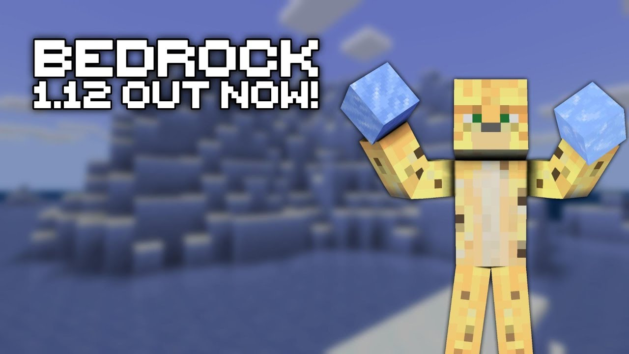 Download Minecraft PE 1 12 0 for Android | Minecraft Bedrock