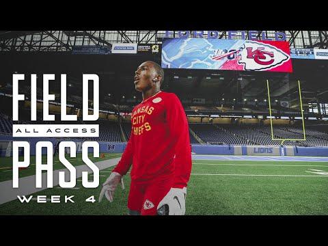 Chiefs Vs. Lions Week 4 Preview | Field Pass